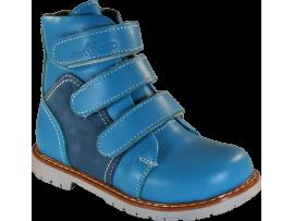 Обувь ортопедическая 4rest-orto (Форест-Орто) 06-571 синий/голубой