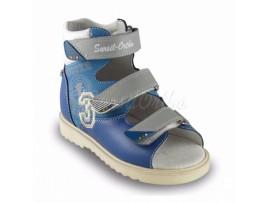 Детская обувь ортопедическая с высоким берцем СУРСИЛ-ОРТО 15-252M