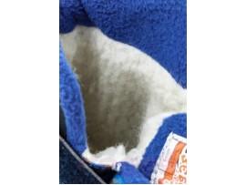Обувь сапоги зимние Зебра 9899-5 синие