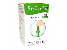 Тест-полоски на глюкозу Bradex EasyTouch (50 шт)