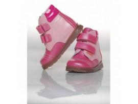 Обувь ортопедическая Footmaster 02E0507LGMK Галлий розовый/красный