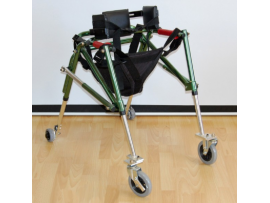 Опоры-ходунки на 4-х колесах Мега-Оптима НМР-КА2200