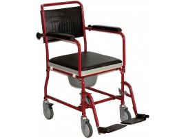 Кресло-стул с санитарным оснащением Мега-Оптим FS 692-45