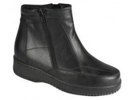 Обувь ортопедическая ботинкки женские 8158М черный
