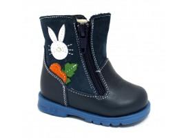 Обувь ортопедическая ботинки детские TOTTO М257-3,13 джинс