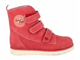 Ботинки ортопедические Сурсил-орто 23-221-2 красный