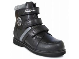 Ботинки ортопедические демисезонные Сурсил-Орто 23-290 черный