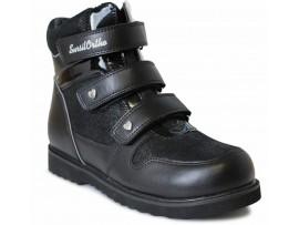Ботинки ортопедические Сурсил-Орто 23-281 черный