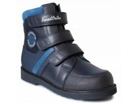 Ботинки ортопедические Сурсил-Орто 23-289 синий