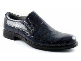 Обувь ортопедическая Sursil-Ortho 33-437 темно-синий