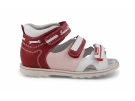 Профилактическая обувь СУРСИЛ-ОРТО 55-198M красн роз бел
