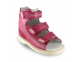 Детская обувь ортопедическая с высоким берцем СУРСИЛ-ОРТО 15-242M