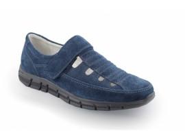 Обувь ортопедическая демисезонная СУРСИЛ-ОРТО 55-300-1 синие
