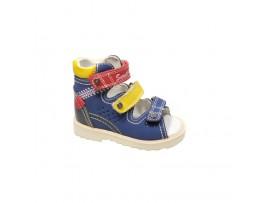 Детская обувь ортопедическая с высоким берцем СУРСИЛ-ОРТО 13-101