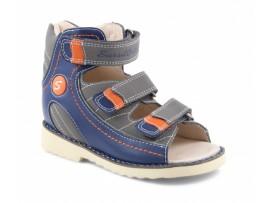 Обувь ортопедическая СУРСИЛ-ОРТО 15-250S синяя