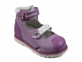 Обувь ортопедическая Sursil-Ortho 15-280 сиреневый/фиолетовый