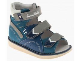Обувь ортопед. 15-340M голубой