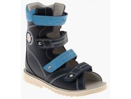 Обувь ортопед. 23-103 синий/голубой