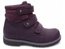 Ботинки ортопедические Сурсил-орто 23-260 фиолетовые