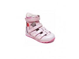Обувь ортопедическая ОРТОБУМ 81057-03 розовые