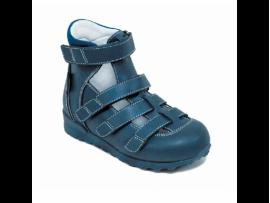 Обувь ортопедическая ОРТОБУМ 81057-03 синие