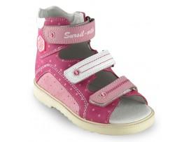 Обувь ортопедическая Sursil-Ortho 15-247M фуксия/розовый