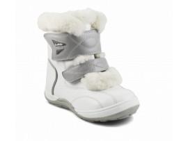 Обувь ортопедическая детская меховая Sursil-Ortho А44-075-3 белый