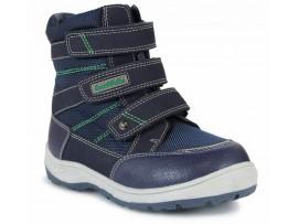 Ботинки детские зимние для мальчиков SURSIL-ORTHO А45-091