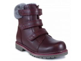 Ботинки детские зимние для девочек SURSIL-ORTHO А45-098