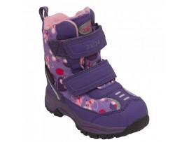 Ботинки зимние для девочки (мембрана) WG-412S