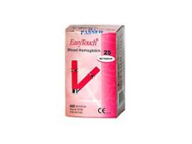 Тест-полоски на гемоглобин EasyTouch (25 шт)