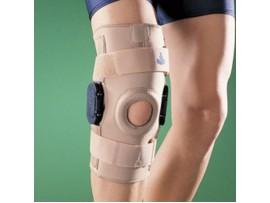 Ортопедический коленный ортез с боковыми шарнирами Oppo 1036