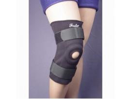 Стабилизатор коленного сустава (наколенник, коленный ортез) неопреновый с 2 пластинами, неразъемный Fosta F 1291