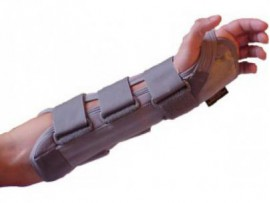 Тутор на лучезапястный сустав с захватом кисти и предплечья 1А.01