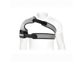 Ортез на плечевой сустав с дополнительной фиксацией серый Экотен ФПС-03