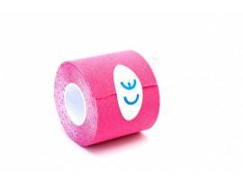Кинезио лента 5м*5см розовая  SF 0189