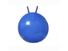 Мяч гимнаст. с рожками VEGA 307/55 синий