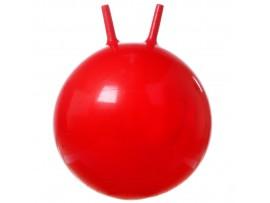 Мяч гимнаст. с рожками VEGA 307/45 красн.