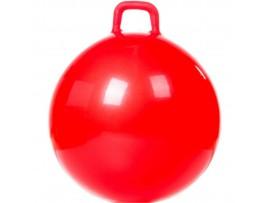Мяч гимнаст. с ручкой VEGA-308/60 красный