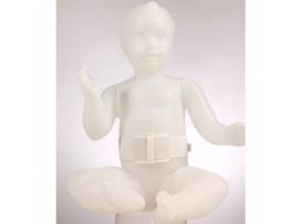 Бандаж грыжевой пупочный детский F-7204