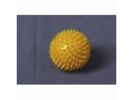 Мяч массажный 8 см желтый Ортосила L0108