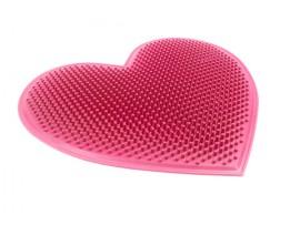 Коврик массажный подарочный (сердце) 1301