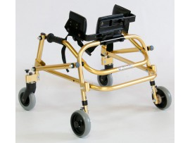 Опоры-ходунки на 4-х колесах Мега-Оптим НМР-КА1200