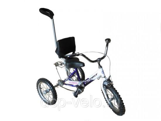 """Велосипед-тренажер """"ВелоЛидер 14"""" для детей с ДЦП"""