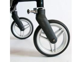 Кресло-коляска инвалидная H-712N-Q (синяя)