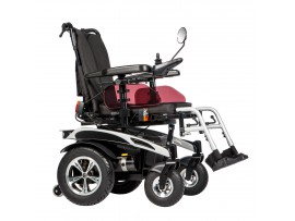 Инвалидная электрическая кресло-коляска Ortonica Pulse 340