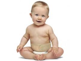 Бандаж грыжевой пупочный для детей до года Экотен ГП - 001