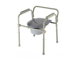 Кресло-туалет для ухода за инвалидами 10580