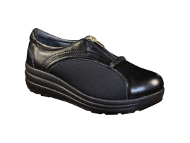 Туфли ортопедическая Форест Орто (4Rest Orto) 17-004 черный