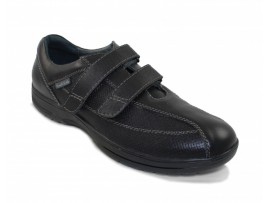 Обувь ортопедическая 160222 черная